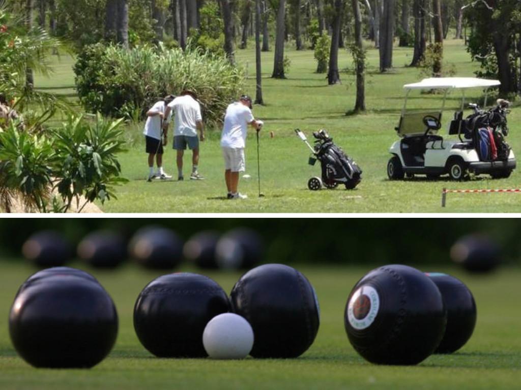 Golf & Bowls image